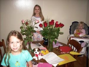 Valentine's Day Girls